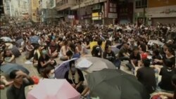 Hong Kong Pro-Democracy Protest Expected to Grow