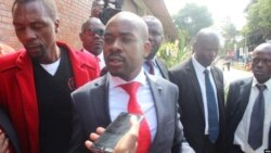 'Chamisa Not Interested in Unity Govt'