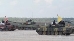 中俄中亚军演应对阿富汗变局 俄借机扩大影响