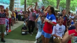 Record Number New Yorkers Watching World Cup