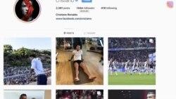 Passadeira Vermelha #38: Cristiano Ronaldo é o mais seguido do Instagram, celebridades festejam Halloween