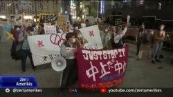Arti, një formë proteste kundër Lojrave Olimpike në Tokio