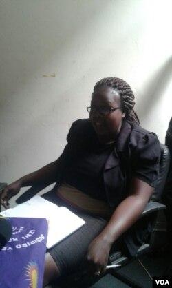 UNkosazana Sichasisile Ndlovu.