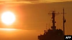 Tàu hải quân Nam Triều Tiên bị đắm gần lãnh hải Bắc Triều Tiên
