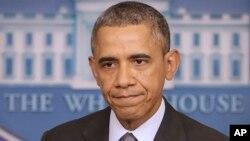 El presidente Barack Obama habló durante una hora con su contraparte ruso, Vladimir Putin.
