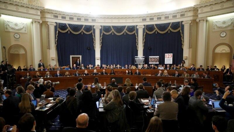 Comité judicial de la Cámara aprueba artículos de juicio político a Trump
