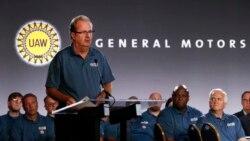Des dizaines de milliers d'employés de GM appelés à la grève
