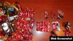 Azərbaycana narkotik şokoladların keçirilməsinin qarşısı alınıb