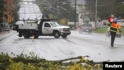 بیشتر خسارات در آرکانزاس، لوئزیانا و تنسی بود. عکس آرشیو