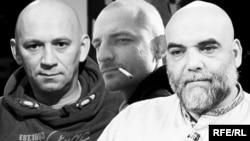 Александр Расторгуев, Кирилл Радченко и Орхан Джемаль