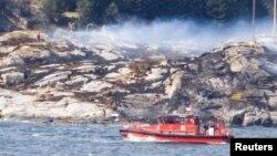 Entre los fallecidos había 11 noruegos, un británico y un italiano.