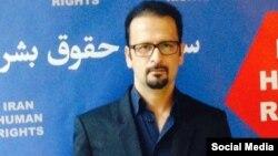 محمود امیری مقدم، مدیر و سخنگوی سازمان حقوق بشر ایران