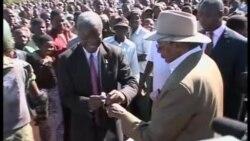 2012-04-06 粵語新聞: 據報馬拉維總統突發心臟病去世