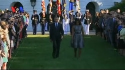 مراسم چهاردهمین سالگرد حملات تروریستی ۱۱ سپتامبر برگزار شد