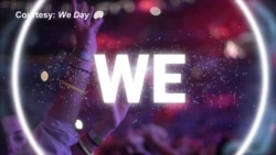'We Day' Celebrates Growing Youth Movement