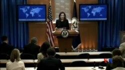 2016-05-13 美國之音視頻新聞: 美中官員會面商討網絡空間國際規範