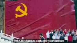 反映美国政府政策立场的视频社论:中国挑战的方方面面(4):中国的薄弱点