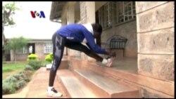 Atlet Pengungsi Olimpiade Asal Kenya