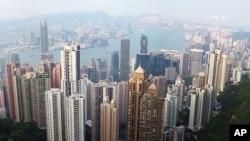香港樓價全球最昂貴。