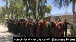 Imbohe za ISIS n'abatalibani i Kandahar