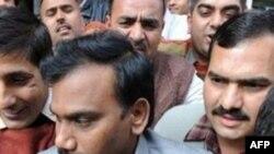 Cựu bộ trưởng viễn thông Ấn Độ A. Raja bị cáo buộc âm mưu bán giấy phép sử dụng điện thoại di động với giá rẻ