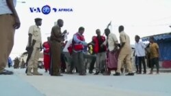 Abantu batanu bahitanywe na bombe yaturikiye mu modoka i Mogadishu