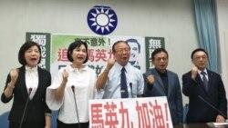 马英九涉贱卖国民党党产遭起诉,蓝绿阵营各自解读