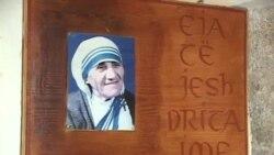 10 vjetori i lumnimit te Nënë Terezës