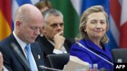 Xillari Klinton NATOning Liviyadagi harakatlarini yoqladi