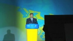 Янукович доводив, що цензура в Україні – «хибний стереотип»
