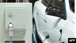 Vài kiểu xe chạy bằng điện