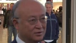 UN Nuclear Chief Hopeful Iran Talks Bring 'Concrete Results'