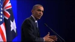 اوباما به پوتين در مورد اوکراين هشدار داد