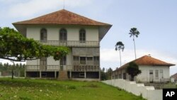 Roça Diogo Vaz, São Tomé (arquivo)