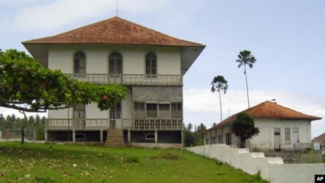 Roça Diogo Vaz, São Tomé