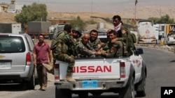 8月18日美國軍方伊拉克軍隊及庫爾德人從伊斯蘭國手中奪回了具有重大戰略意義的北部大壩。