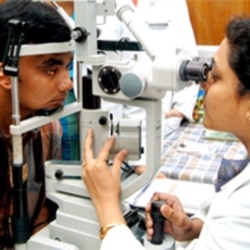 Aravind Eye Care System is the world's largest eye care provider
