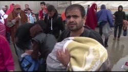Refugees Arrive at Austrian Border; More on the Way