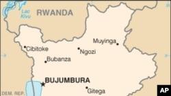 Mu Burundi, Imisore Itanu Isaba Gungishwa.