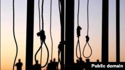 execution in Iran اعدام در ایران