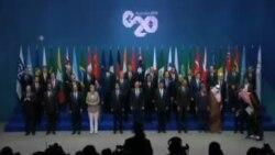 رهبران گروه جی بیست با تفاهمنامه یی تازه نشست را خاتمه دادند