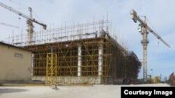 Công ty Hoa Tây Trung Quốc đang thực hiện giai đoạn hai của dự án.