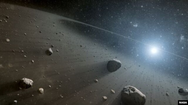NASA menyatakan kemungkinan asteroid besar untuk menghantam Bumi hampir tidak ada. (Foto: Dok)