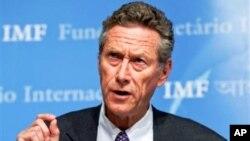 Kepala ekonom IMF Olivier Blanchard (foto: dok).