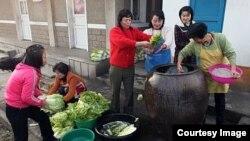 Món Kim Chi của Hàn Quốc đã được UNESCO công nhận là di sản văn hóa.