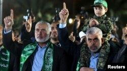 بعد از فشارها به قطر، رهبران حماس دوباره به ایران و حزب الله نزدیک شده اند.