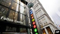La estructura del edificio es en vidrio y espera servir a por lo menos 300 mil usuarios diariamente.