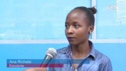 Eleitores moçambicanos de primeira viagem partilham as suas expectativas
