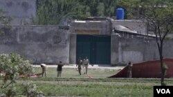 Reyaksyon Pakistan sou Lanmò Oussama Bin Laden