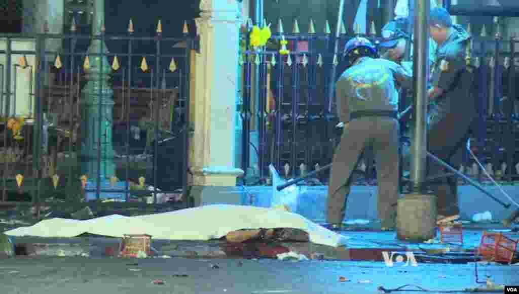 Bangkokda terror xuruji, kamida 18 kishi o'lgan